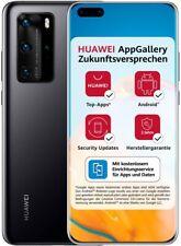Huawei P40 Pro Dual-SIM 5G 256 GB schwarz - NEU