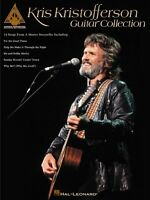 Kris Kristofferson Guitar Collection Sheet Music Guitar Tablature 000690377