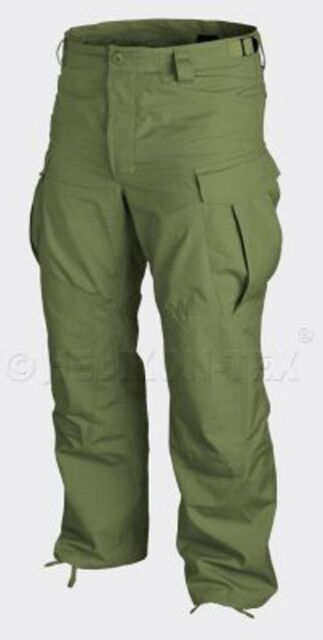 HELIKON TEX SFU Special Forces Outdoor Hose pants trousers olive green XLR