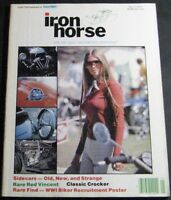 Iron Horse April 1979 #2-Easyriders