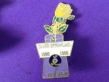 pins pin's  lions club 1989 rose