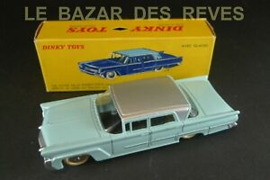 DINKY TOYS FRANCE. LINCOLN PREMIERE.    REF: 532 + boite.