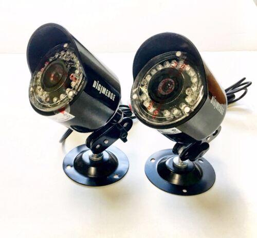 Flir Digimerge DBB33TL Camera Only IR Bullet Camera 2-Pack 600 TVL IP66