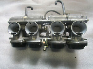 Yamaha-FZR-600-3HE-Carburateur-Mikuni-3HH