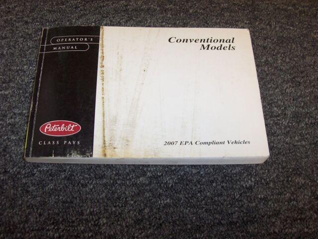 Manual For Peterbilt Manual Guide