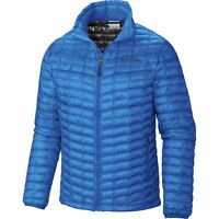 Columbia Mens Microcell M Omni Heat Insulated Light Winter Jacket/coat