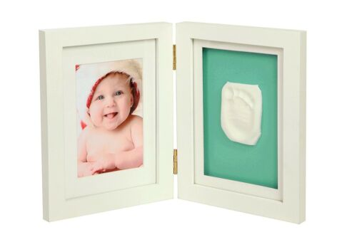 Baby casting kit//hand and foot print