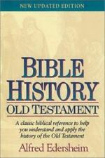 Bible History Old Testament by Alfred Edersheim (1995, Hardcover)