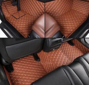 Peugeot-308-SW-Baujahr-2014-2018-Fussmatten-Fussraum-Automatten-Schalen-Matten