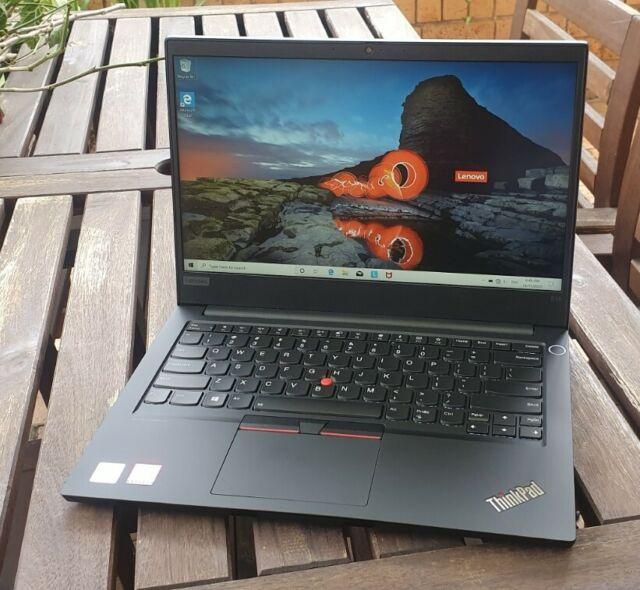 Lenovo ThinkPad E14 laptop i7 10th Gen -16 GB Ram - 512 GB SSD  - Windows 10