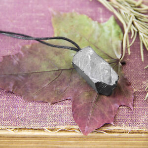 Elite-shungite-pendant-99-C60-genuine-rare-mineral-directly-from-Karelia-Tolvu