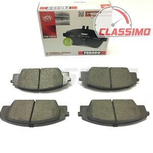 Front-Brake-Pads-HONDA-S2000-CIVIC-TYPE-R-EP3-FN2-1999-to-2011-Ferodo