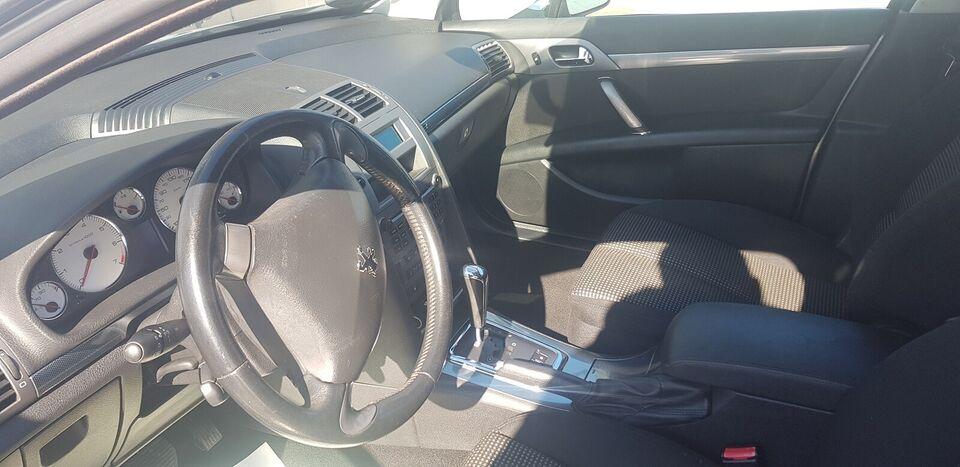 Peugeot 407, 3,0 ST SW aut., Benzin