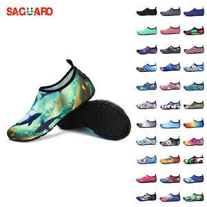 Men-Water-Shoes-Aqua-Socks-Diving-Socks-Wetsuit-Non-slip-Swim-Beach-Sea-45Colors