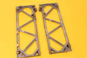 REVOX A77 Reel 4 Tracks MKI MK I Parts  Metal Sides Chasis ALU 1.077.100 01 02