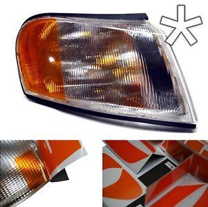 US - Design - Folie für weiße Blinker Opel Vectra B vorne rechts/links