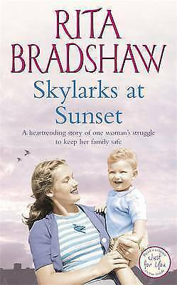1 of 1 - Skylarks at Sunset by Rita Bradshaw (Paperback, 2007) New Book