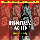 Various Brown Acid First Trip LP Vinyl 33rpm