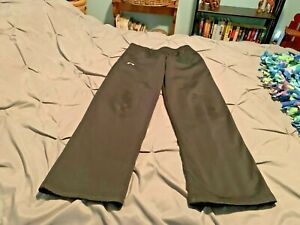 UNDER-ARMOUR-STORM-Boy-039-s-Black-Pants-Size-Large-USA-FREE-SHIPPING