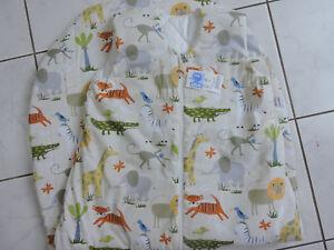 Odenwälder Vierjahreszeitenschlafsack Babyschlafsack Schlafsack 110 cm NEU//OVP