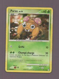 Pokemon Nr. 92/123 - Paras Bahn- 16 - PV60 (B341)