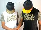 Coca-Cola ragazzi, T-shirt da uomo, Urban rétro HIP HOP MACULATO teeshirts.