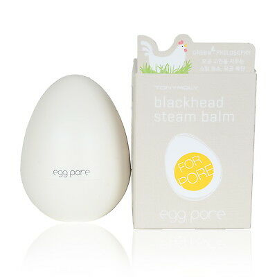 [TONYMOLY] Egg Pore Blackhead Steam Balm 30g upgrade out oil gel