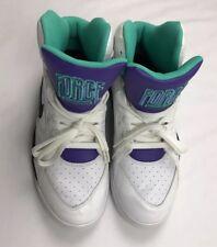 best service 29b86 d0962 item 5 Nike Air Force 180 Grape Mid Retro Barkley Teal Purple 537330-102  Size 10.5 -Nike Air Force 180 Grape Mid Retro Barkley Teal Purple  537330-102 Size ...