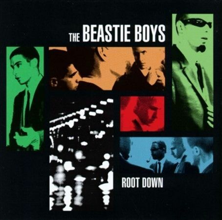 1 of 1 - Beastie Boys : Root Down CD (1995) Brand New in Sealed Plastic