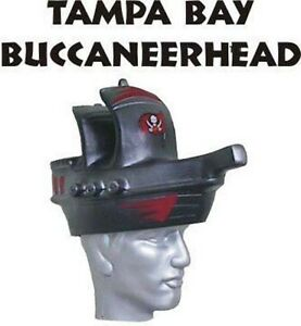 Image is loading NFL-Tampa-Bay-Buccaneers-Foamhead-Hat-READ-DESCRIPTION 547ed680fe2