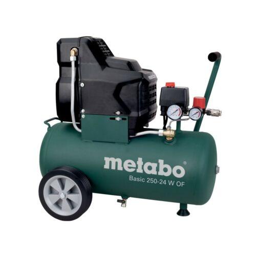 Metabo Kompressor Basic 250-24 W OF Zuggriff 8 bar 1,5 kW 601532000