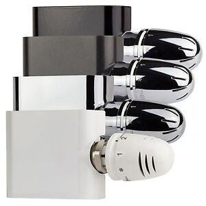Anschlussgarnitur-Ventil-Thermostat-fuer-Badheizkoerper-Heizkoerper-Mittelanschluss