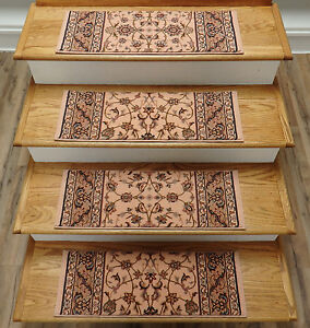 Charmant Image Is Loading Rug Depot 13 Traditional Carpet Stair Treads 26