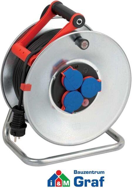 Brennenstuhl Garant S IP 44 Tambor 50m Bremaxx AT-N05V3V3-F 3G1, 5 /# 842980