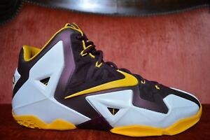 bfd1315d5b9e NIKE AIR MAX LEBRON 11 XI CTK CHRIST THE KING PROMO SAMPLE Maroon ...