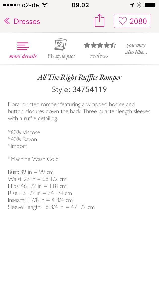 FREE People all the right Ruffles romper ROSSO S 36 36 36 come nuovo 8f8cbd