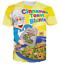 Fashion Womens//Mens Cinnamon Toast Blunts Funny 3D Print T-Shirt Summer Tops