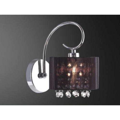 Moderner Wandleuchte Flurlampe Wandlampe Wandleuchten Lampe 1-flg Kristall SPAN