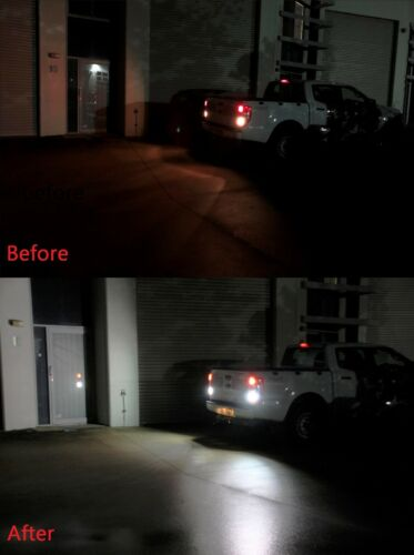 LED Rear Reverse Indicator Light Combo for Holden RC Colorado UTE