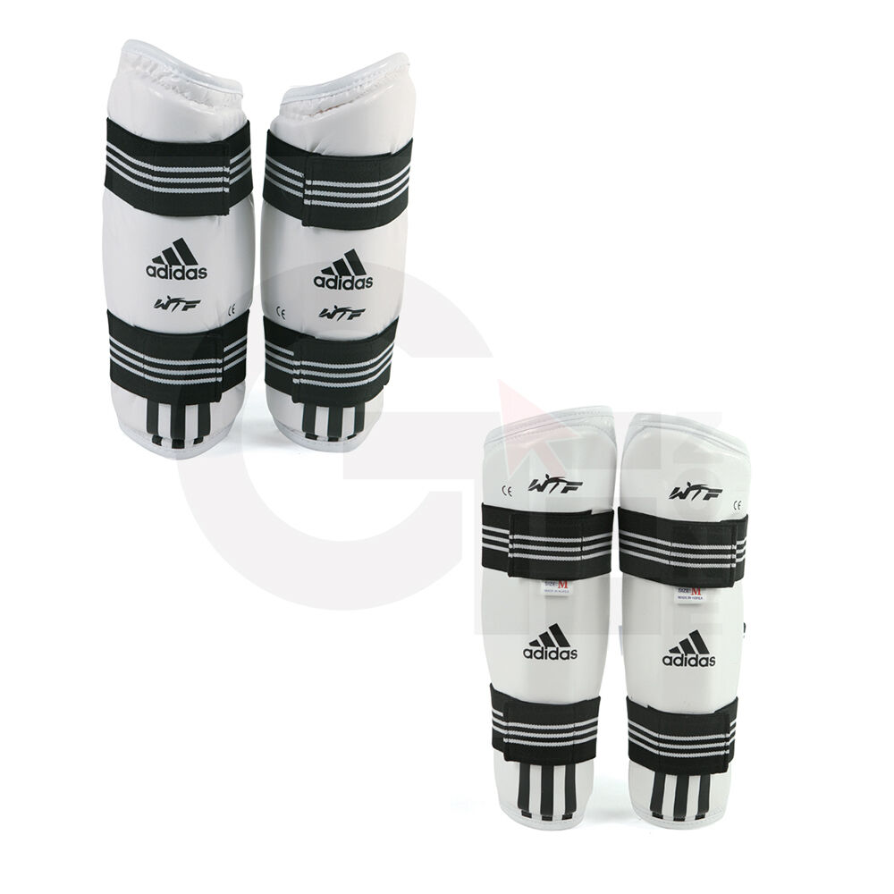 NEW Adidas WTF Approved  TAEKWONDO Sparring Gears Forearm,Shin Predector, Mouth  cheap and high quality
