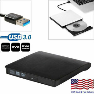 USA-Slim-External-USB-3-0-DVD-RW-CD-Writer-Drive-Burner-Reader-Player-For-Laptop