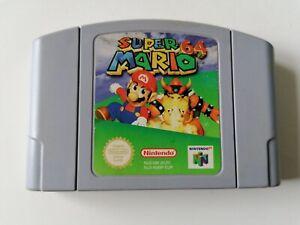 Jeu Nintendo 64 Super Mario 64