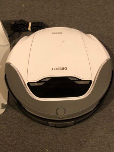 Ecovacs Deebot D63S Robotic Vacuum *Needs Battery*