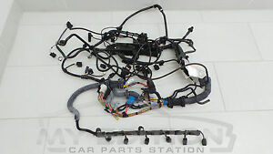 Bmw X5 E70 X6 E71 Engine Wiring Harness Dde 3 0d Diesel Cable