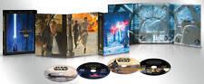 STAR WARS: THE FORCE AWAKENS BLU-RAY 3D+BLU-RAY+DVD+DIGITAL HD . free shipping