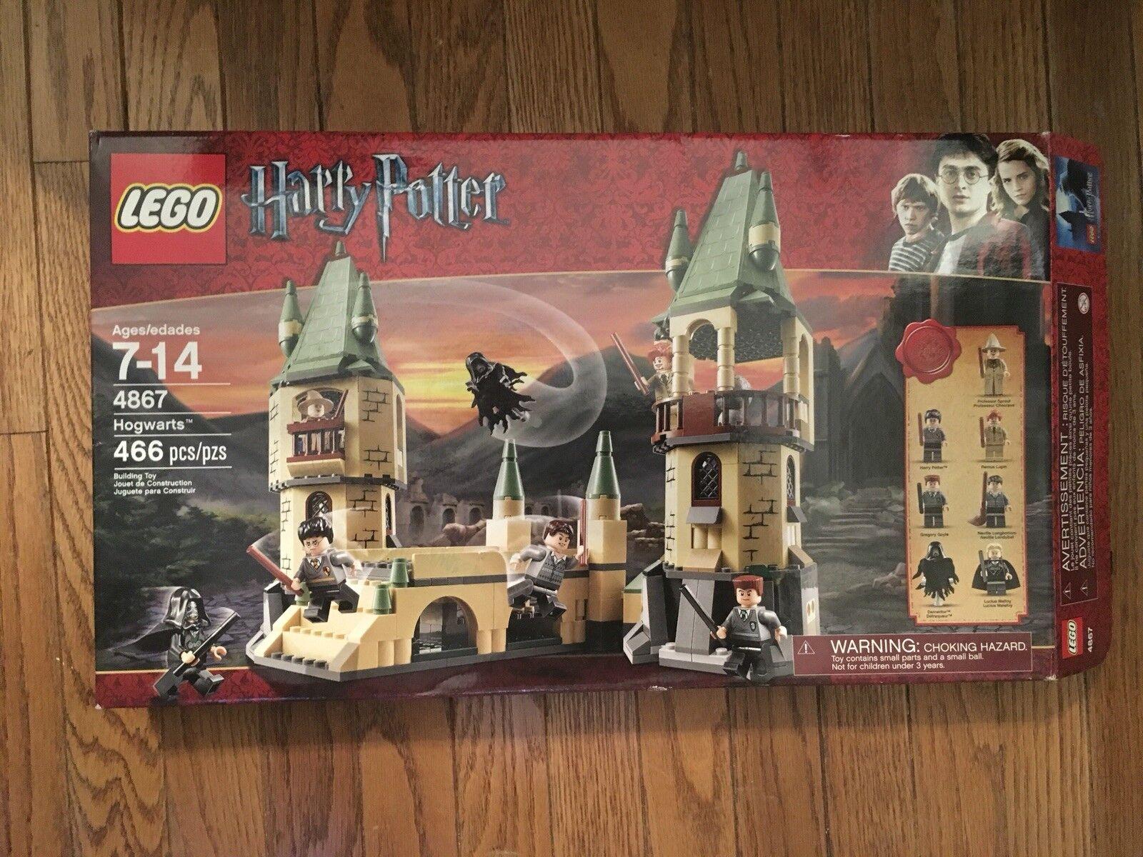 LEGO Harry Harry Harry Potter Hogwarts 4867 9aa135
