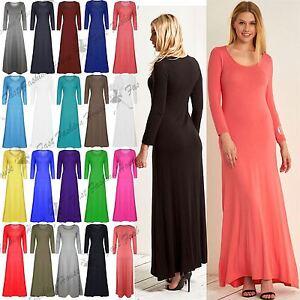 Stretchy maxi dress
