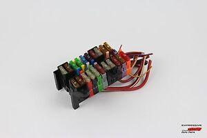 2006 mercedes benz slk280 r171 1 dash left fuse box relay unit rh ebay com slk 230 fuse box location mercedes slk 280 fuse box