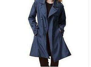 7a6c71ff66af ladies women s Spring fall winter washable trench coat jacket plus1X ...