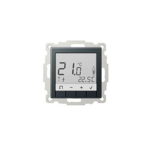 Jung espacio regulador de temperatura stdrd TRD a 231 anm ip30 antracita trda 231anm
